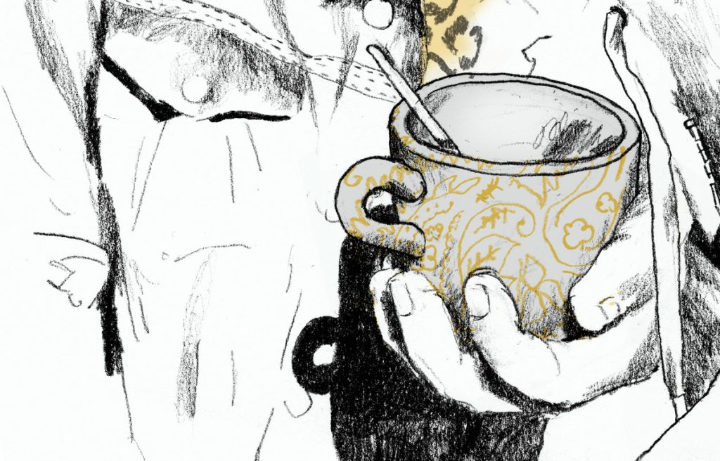 Illustration by: Bo Rutter