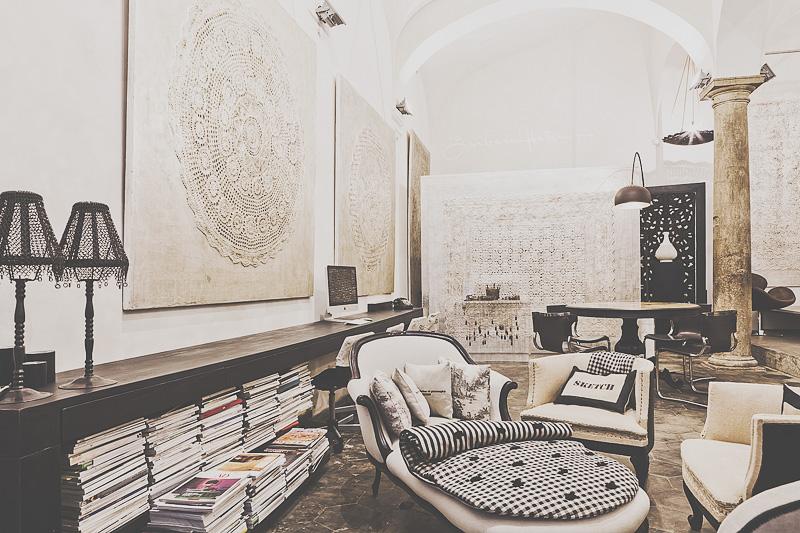 Abaterusso showroom