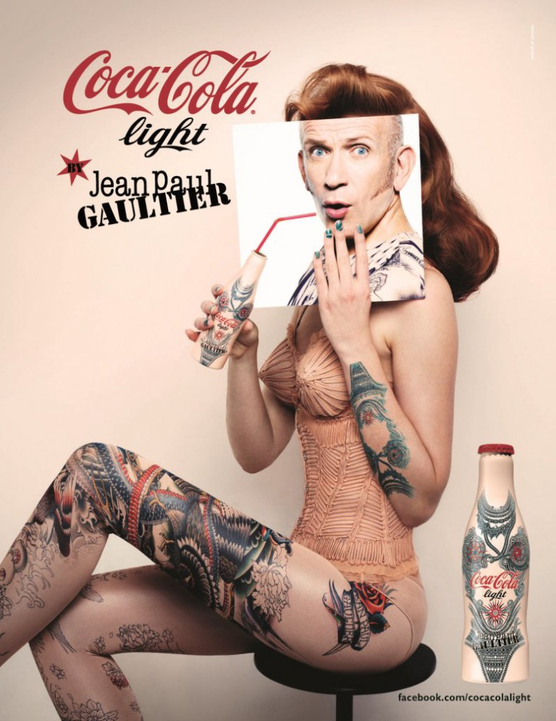 Gaultier Coca-Cola