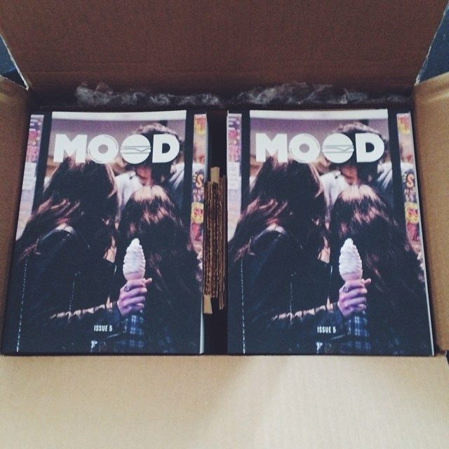 Mood Magazines unboxing