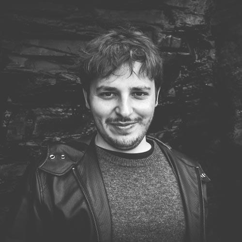 Mood Magazine Editor Mario Villar Sanjurjo