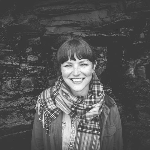 Mood Magazine Editor Emma Hovel
