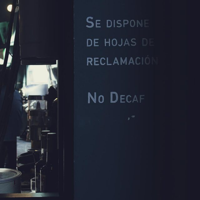 Satan's Coffee Corner, Barcelona
