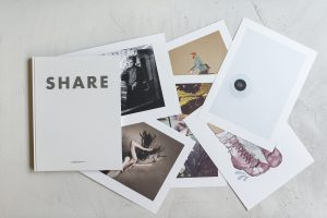 SHARE White - New Heroes & Pioneers
