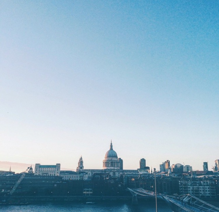 St Paul's from Tate Modern 1 MTP