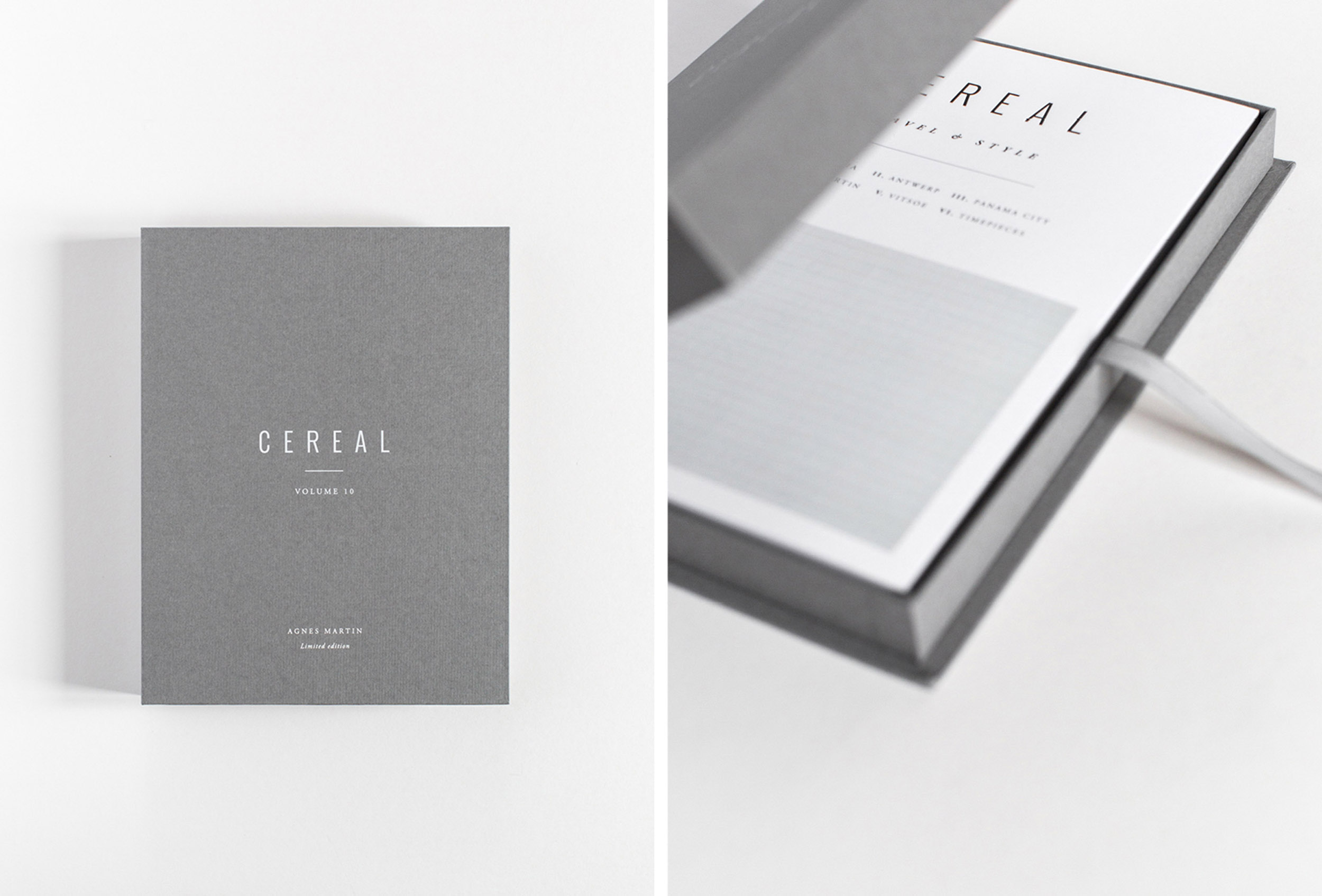cereal-magazine-agnes-martin-edition-design-by-rich-stapleton
